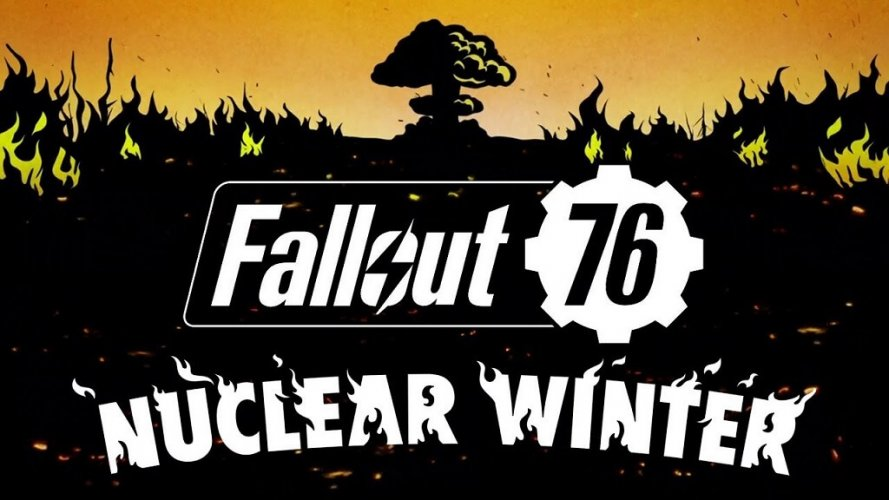 Fallout 76 Nuclear Winter — Ядерная зима